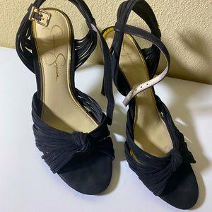 ♻️ Jessica Simpson strappy sandals size 7.5